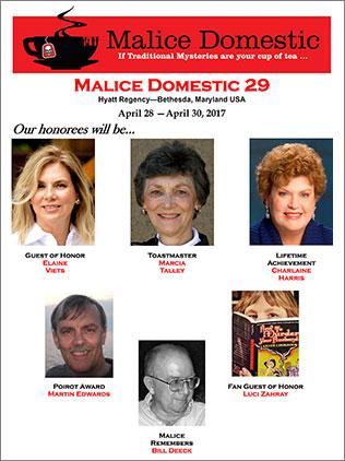 Malice Domestic 2017