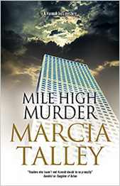 Marcia Talley - Mile High Murder